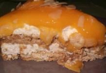Receita de Semifrio de Bolacha com Doce de Ovos
