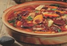 Receita de Sopa de Pedra