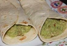 Receita de Tacos Com Abacate e Atum