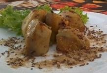 Receita de Batata Doce Gourmet