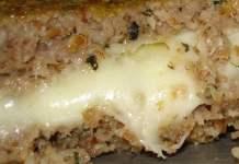 Receita de kibe de Forno com Catupiri