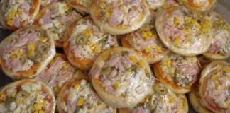 Receita de Pizza Brotinho Rápida e Fácil