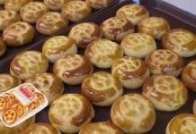 Receita de Yaki Manju - Bolinho Japonês com Recheio Doce de Feijão