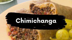 Receita de Chimichanga burrito frito em óleo