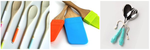 Utilidades Neon para uma cozinha alegre2