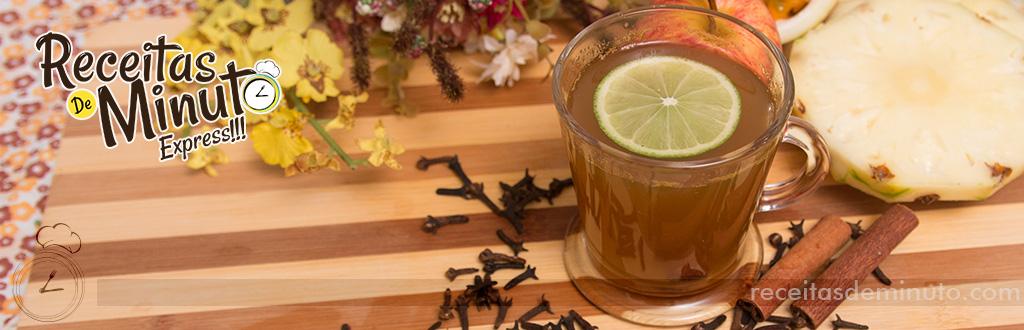Chá de Frutas de Inverno