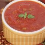 Molho de Tomate Prático com Alho Poró