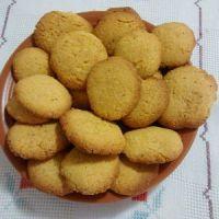 Receita Fácil de Biscoito de Fubá