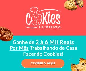 Biscoitos - Cookies Lucrativos