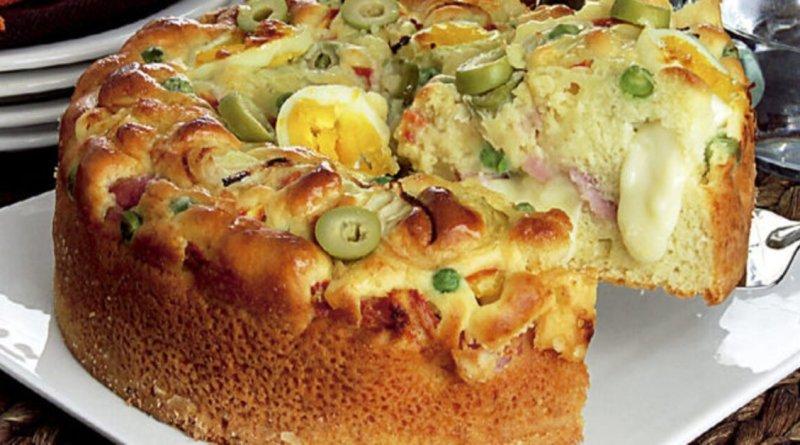 Torta-portuguesa