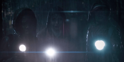 Stranger Things 1x01 - Chapter One: The Vanishing Of Will Byers
