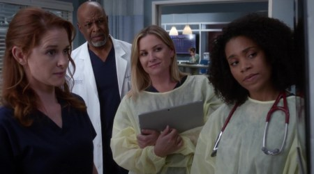 Frasi Sulla Delusione Greys Anatomy.Grey S Anatomy 14x06 Come On Down To My Boat Baby Recenserie