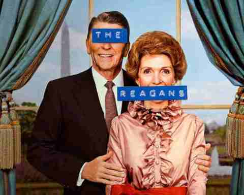 The Reagans docuseries recensione