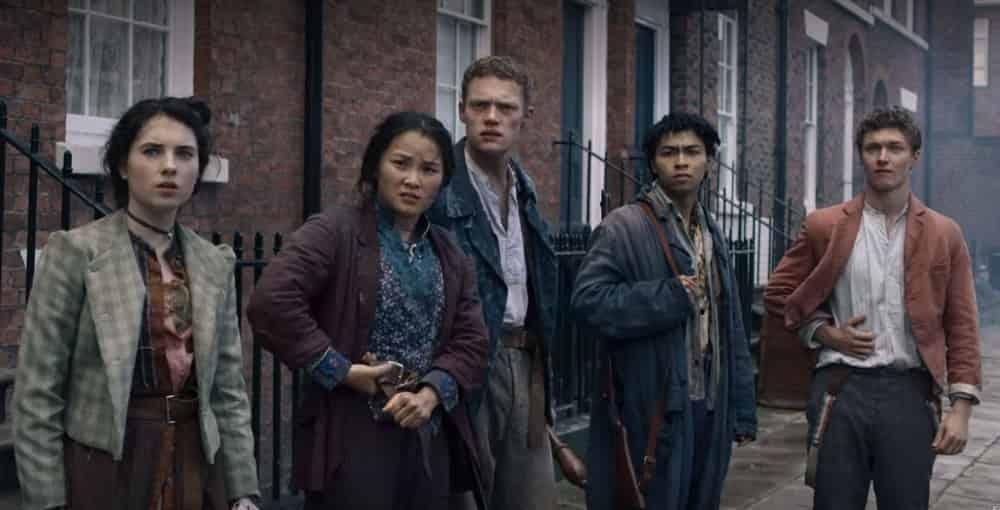 recensione Gli Irregolari Di Baker Street 1x08