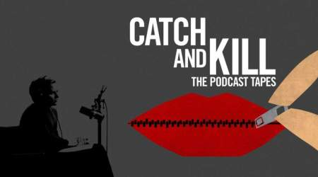 Catch And Kill The Podcast Tapes recensione