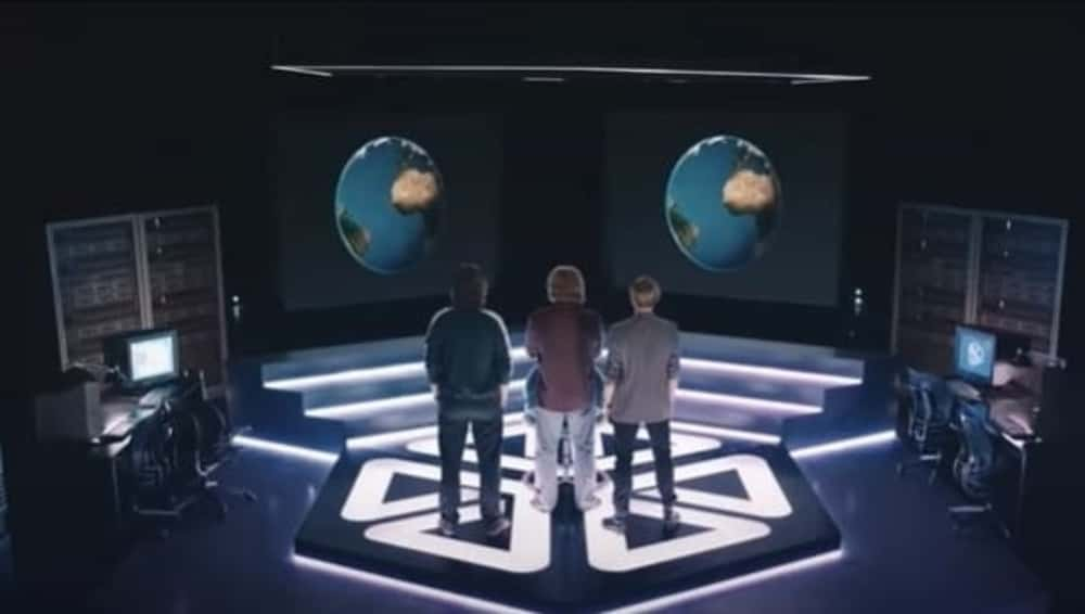 recensione The Billion Dollar Code 1x02