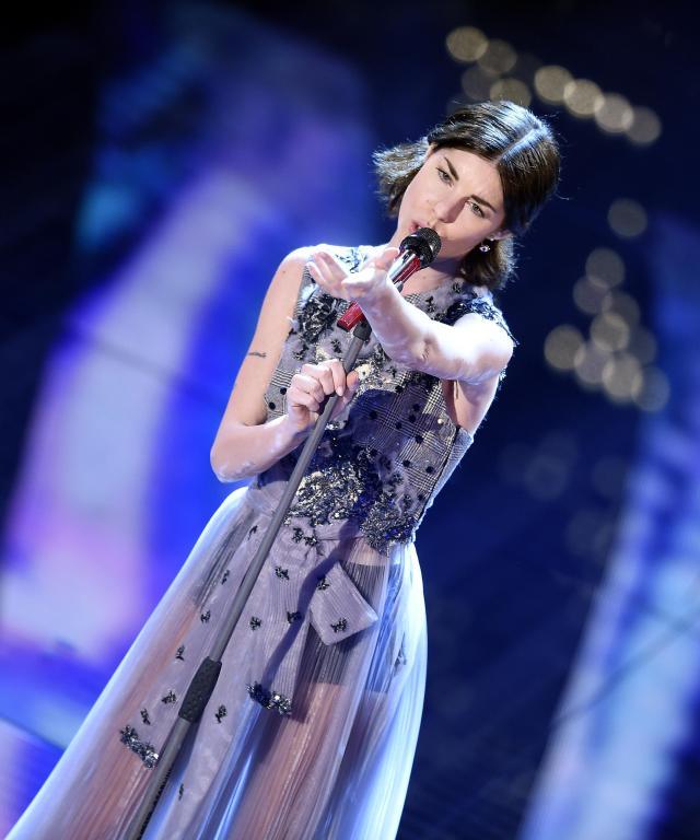 Bianca Atzei - Sanremo 2017