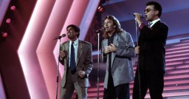 Sanremo 1987 Tozzi Ruggeri Morandi