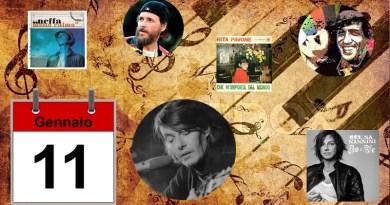 AlmanaccoMusicale 11 gennaio