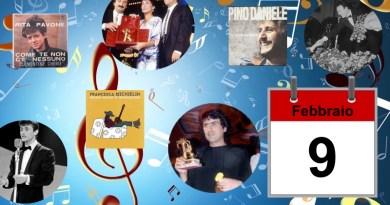 AlmanaccoMusicale 9 febbraio
