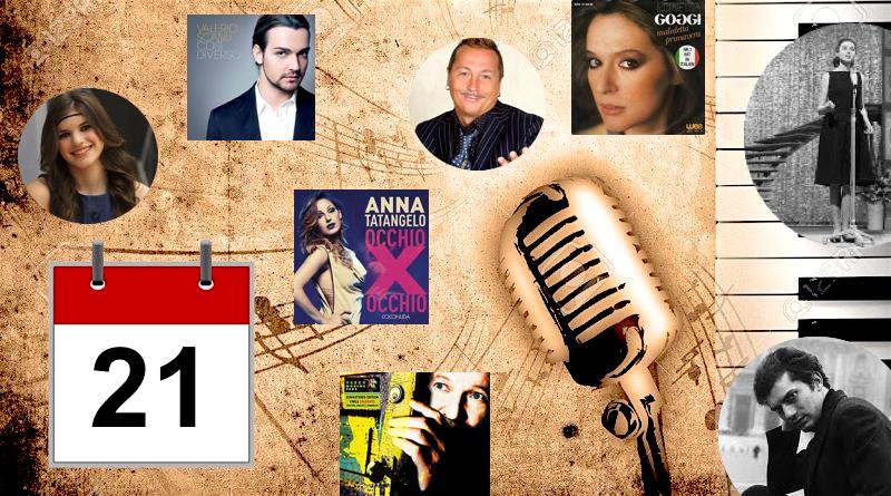 Almanacco musicale del 21 marzo