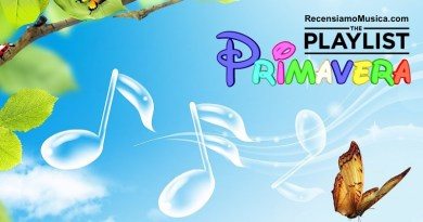 Playlist Primavera