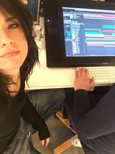 dolcenera in studio