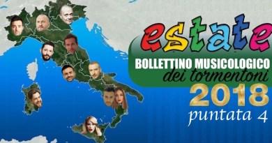Tormentoni 2018 - Bollettino Musicologico PARTE 4