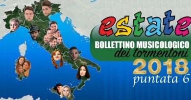 Tormentoni 2018 - Bollettino Musicologico PARTE 6