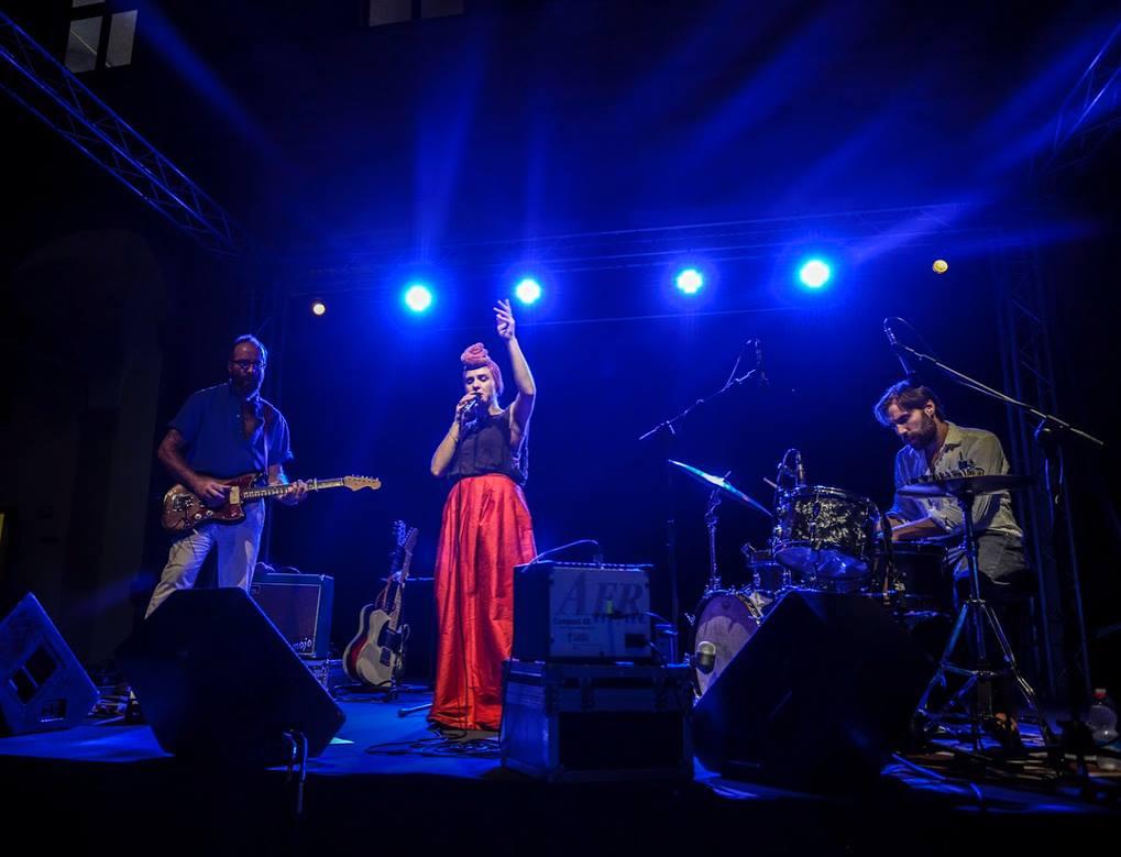 Grande successo per Emma Morton & The Graces Live - Recensione concerto