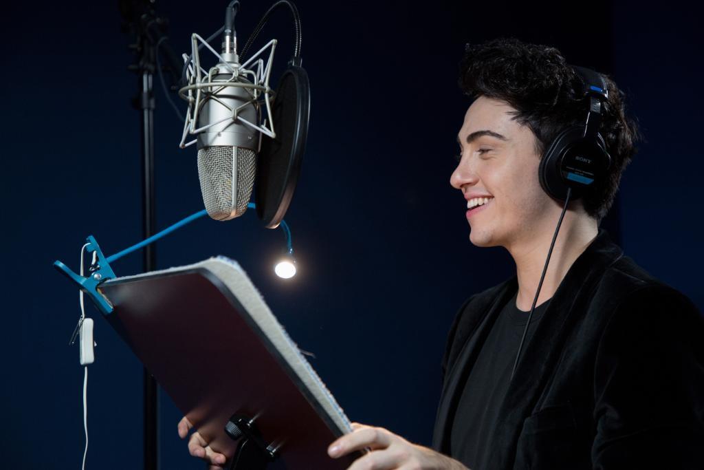 Michele Bravi a lavoro sul nuovo album d'inediti