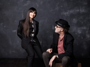 Elisa e Francesco De Gregori