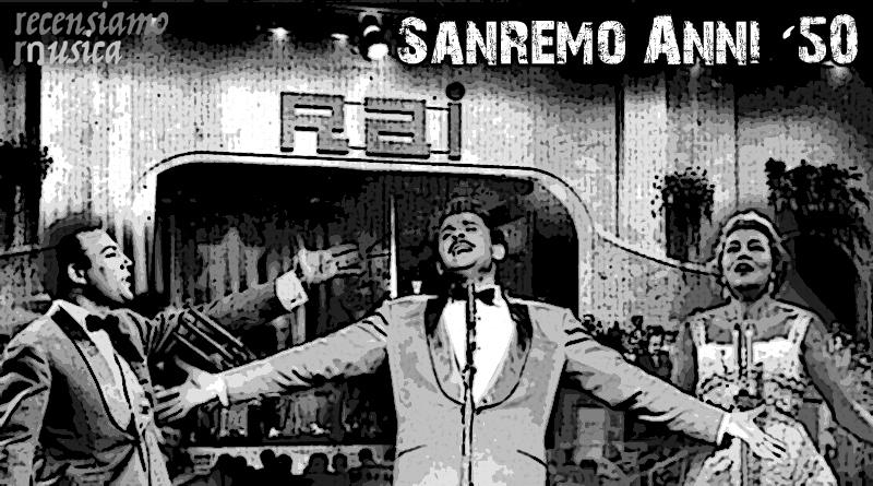 Sanremo anni 50