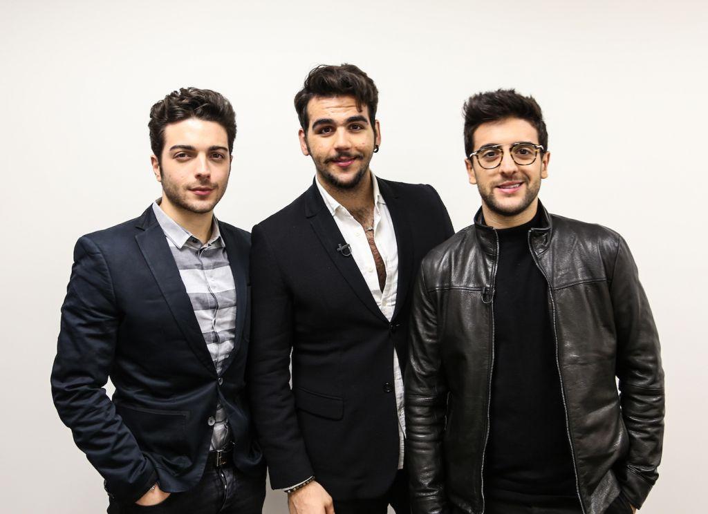 Il Volo pronti al ritorno discografico e a Sanremo 2019