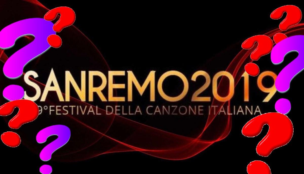 A far Sanremo 2019 comincia tu: i cantanti (indecisi) che puntano ad essere nel cast
