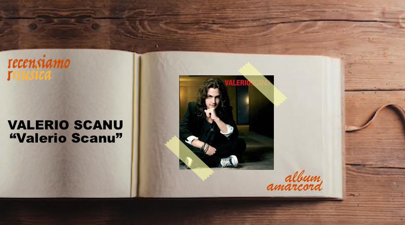 Valerio Scanu, dieci anni dal suo primo omonimo album