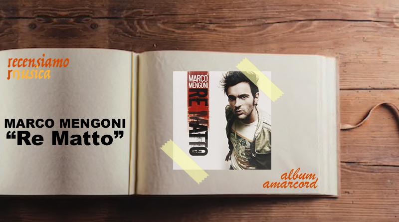 """Marco Mengoni, dieci anni di """"Re Matto"""""""