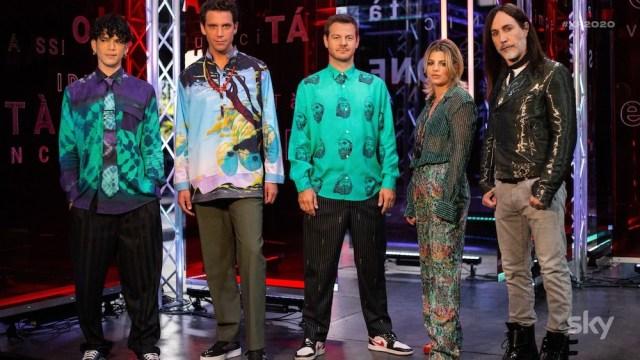 Hell Raton, Mika, Alessandro Cattelan, Emma, Manuel Agnelli, X Factor