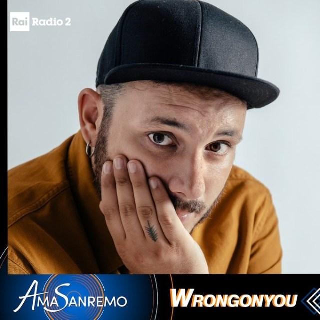 Wrongonyou - AmaSanremo