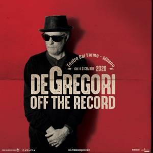 Francesco De Gregori Off the record
