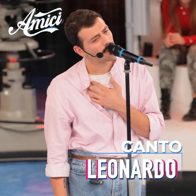 Leonardo - Amici 20