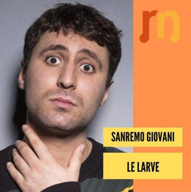 Le Larve - Sanremo Giovani