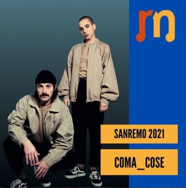 Coma_Cose Sanremo 2020