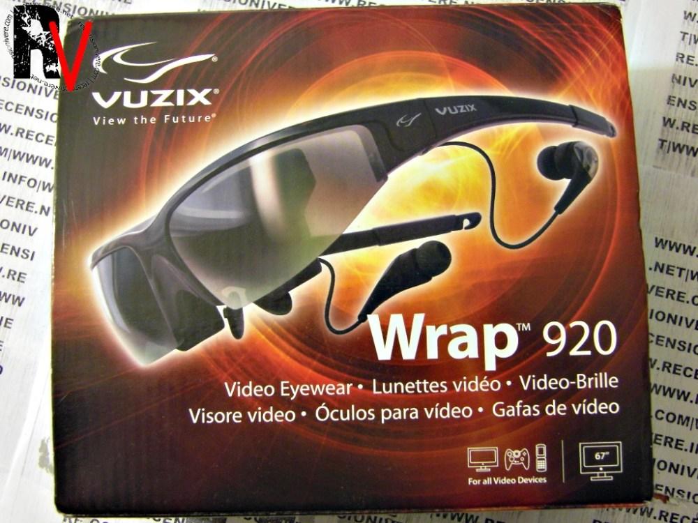 vuzix wrap 920 1