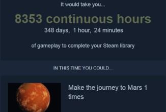 Mai provato steamleft.com?