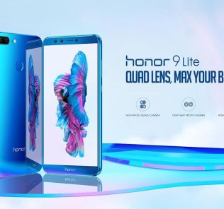 honor 9 lite banner