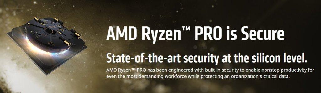 ryzen pro secure