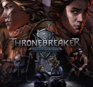 Thronebreaker logo