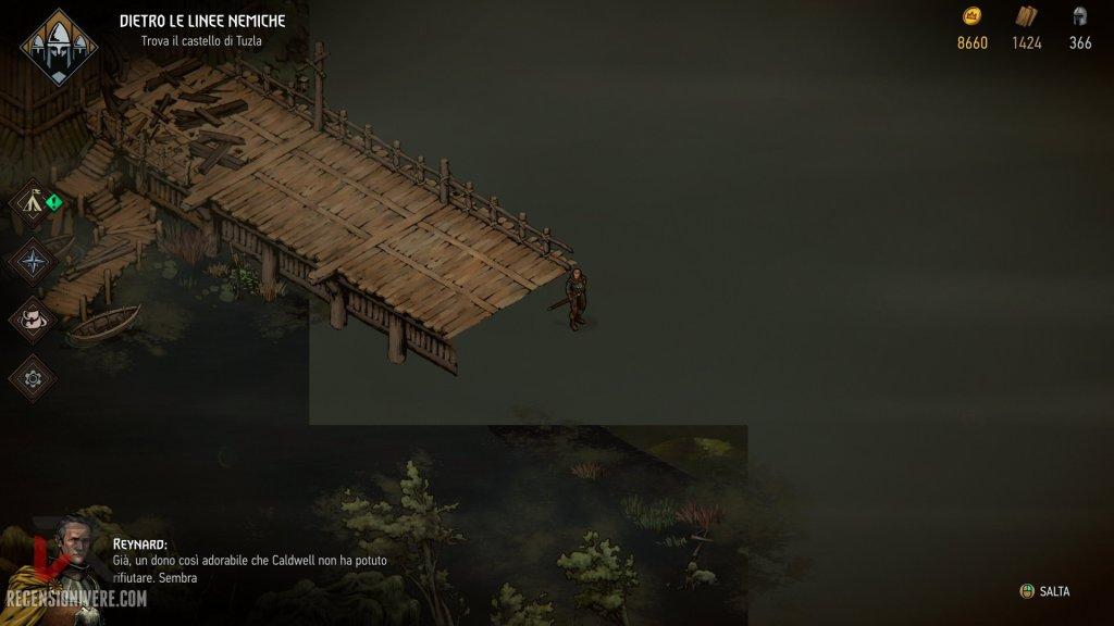Thronebreaker glitch