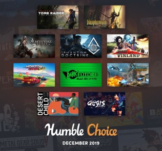 humble choice bundle #1
